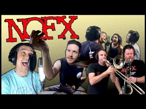 connectYoutube - NOFX - Stickin' in My Eye (Ska-Punk Cover) - Mates Series