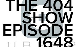 The 404 Show 1648: Uber's awful logo, Error 53, survive the Super Bowl,