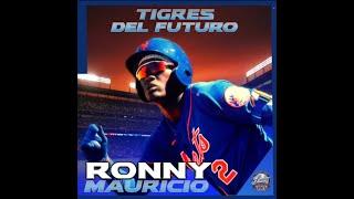 Ronny Mauricio, prospecto número uno de la organización Mets de Nueva York