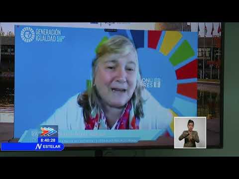 Cuba ostenta una vicepresidencia en la CEPAL
