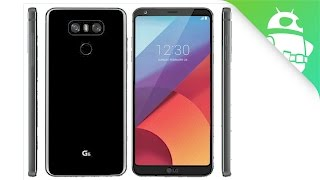 LG G6 - Recent Leaks!