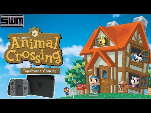 connectYoutube - News Wave Extra! - An Animal Crossing Trademark From Nintendo Has Fans Hopeful For A New Game