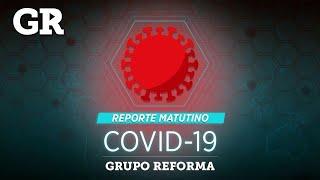 Reporte Covid-19 | 27 de febrero