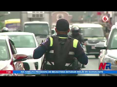 Policías y parquimetristas podrían actuar como tráficos