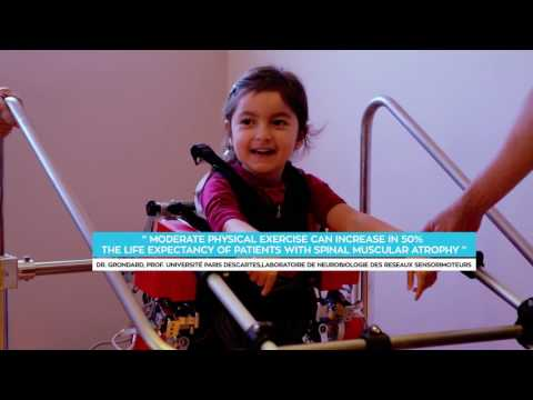EXOTrainer - Clinical Evaluation of Gait Training with Exoskeleton for Children with SMA