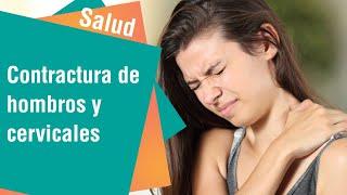 Contractura de hombros y cervicales por estrés