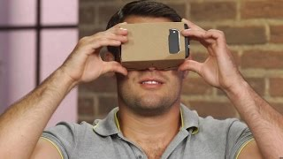 CNET How To - How to make a virtual reality headset