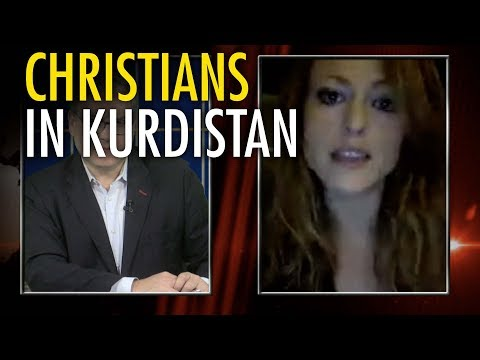 Kurdistan protects Christians facing genocide by ISIS