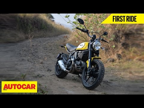 Ducati Scrambler Icon | First Ride