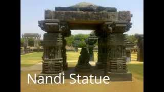 Warangal fort, Thousand Piller Art