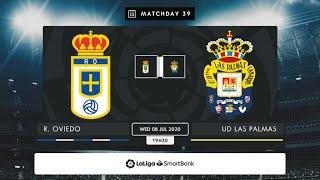 Real Oviedo - UD Las Palmas MD39 X1930