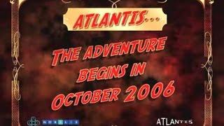 THE SECRETS OF ATLANTIS : THE SACRED LEGACY - Debut Trailer