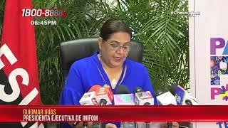 Ejecutan en Nicaragua más de C$ 20 millones en proyectos municipales