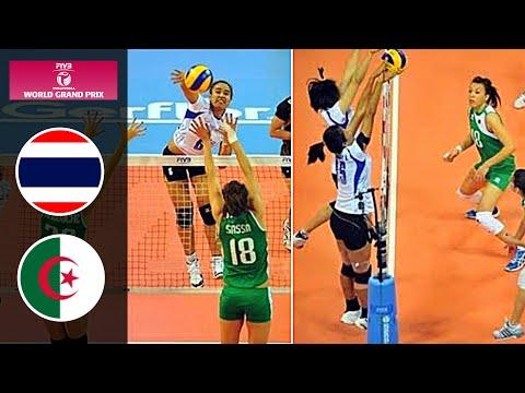 สาวไทยทุบทีมจากแอฟริกา-25-7-!!