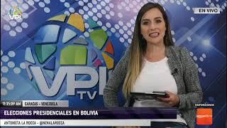 EN VIVO desde Argentina - Declaraciones del Ex presidente Evo Morales por elecciones de Bolivia