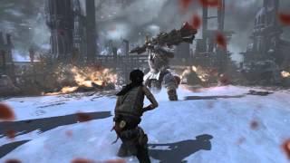 финал Tomb Raider быстрое прохождение_Tomb Raider rapid passage finals