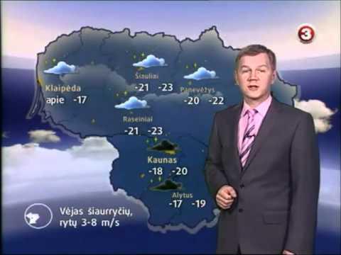 Video: Rytdienos orai - žada gerą juoko dozę