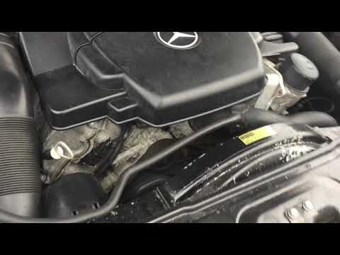 Mercedes-Benz Cl Klasė 2000 m dalys