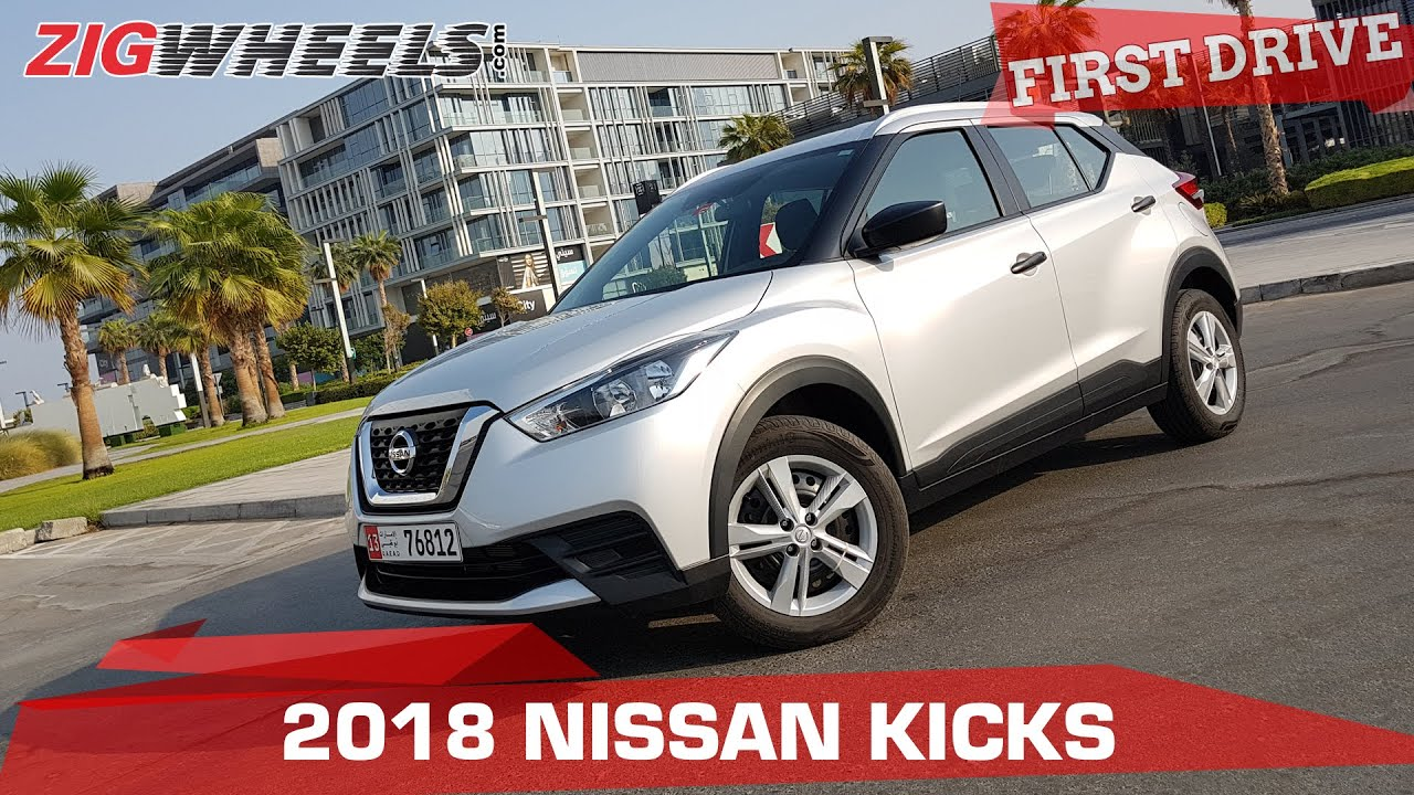 Nissan Kicks (International-spec) First Drive| All the right ingredients | ZigWheels.com