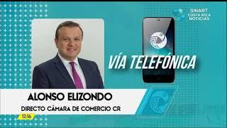 Costa Rica Noticias - Edición meridiana 18 de junio del 2021