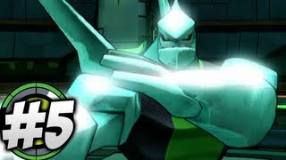 Ben 10: Omniverse Wii/Wii U/PS3/Xbox - Part 5 - Techinical difficulties