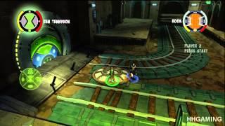 Ben 10 Omniverse - walkthrough part 4 episode 4