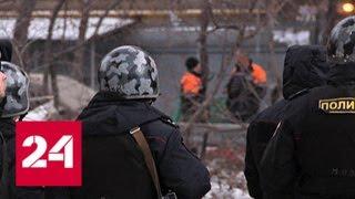 Мэр Магнитогорска: вопрос номер один - разбор завалов