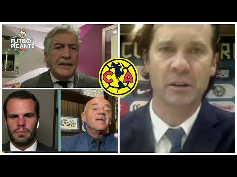 LIGA MX. AMÉRICA venció a NECAXA. ¿Qué le GUSTÓ a Solari de las Águilas   Futbol Picante