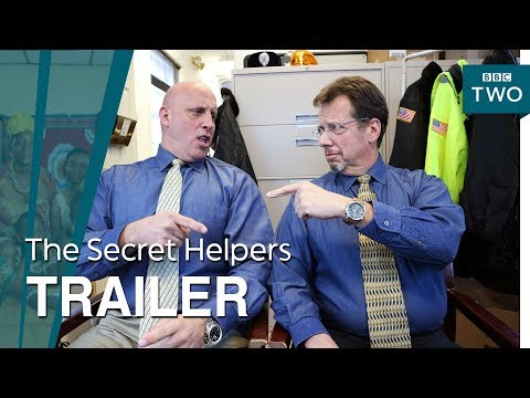 connectYoutube - The Secret Helpers: Trailer - BBC Two