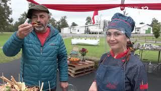 Conocimos a FuturoCoop, una nueva planta lechera en Osorno. Recomiendo Chile, 2021.