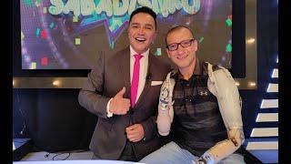 ¡Campeón de la vida! Hoy nos visita Raúl Pérez, atleta paralímpico de Guatemala