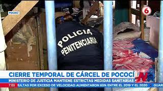 Orden sanitaria obliga al cierre temporal de la cárcel de Pococí por casos Covid 19