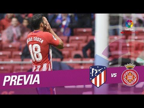 Previa Atlético de Madrid vs Girona FC