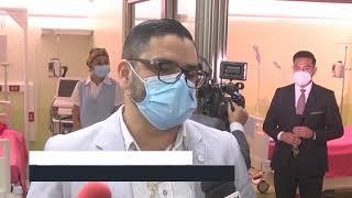 San Juan de Dios sobrepasa el 157% de capacidad en área Covid-19 de pacientes severos