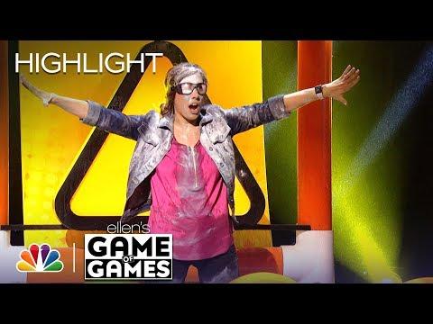 Ellen's Game of Games - Danger Word (Episode Highlight)