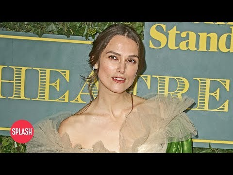 connectYoutube - Why Keira Knightley Prefers Historical Roles | Daily Celebrity News | Splash TV