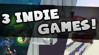 3 Indie Games! (Run Rabbit Run/Hero Defense/Garbage Day)