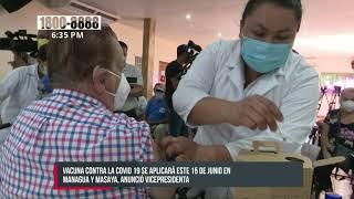 Rosario Murillo: «El que tiene techo de vidrio, no tira piedras» - Nicaragua