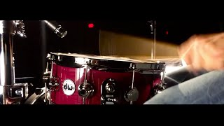 DW Collector's Series® Purpleheart Snare Drum