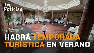 Coronavirus: Sánchez anuncia que habrá temporada turística este verano.