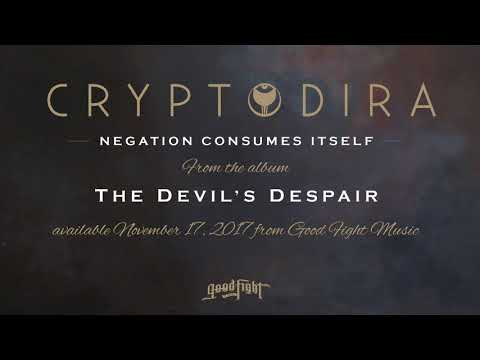 Cryptodira - Negation Consumes Itself [OFFICIAL STREAM]