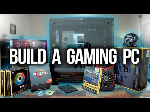 How to Build a Gaming PC   2018!