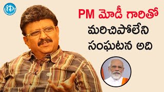SP Balasubrahmanyam about his association with PM Modi | Remembering The Legend - SPB | #RIPSPB - IDREAMMOVIES