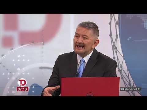 #Telediario   Entrevista a Omar Cevallos, Concejal de Quito