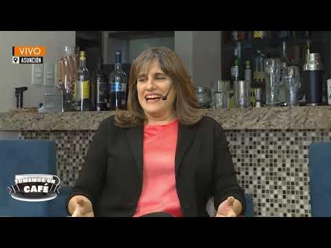 #TomemosUnCafé con la abogada Valeria Insfrán