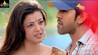 Latest Telugu Movie Scenes | Kajal Agarwal Deal with Ram Charan | Govindudu Andarivaadele - SRIBALAJIMOVIES