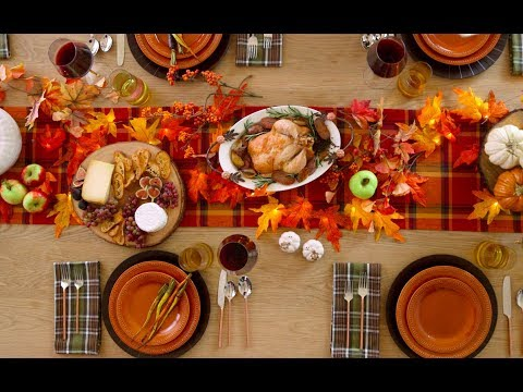 connectYoutube - How to Create the Ultimate Friendsgiving Tablescape