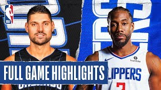 MAGIC at CLIPPERS | FULL GAME HIGHLIGHTS | January 16, 2020