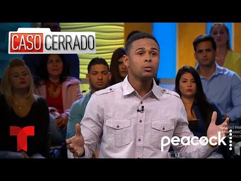 I was unconscious, and he sexually assaulted me!    Caso Cerrado   Telemundo