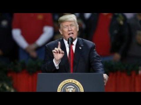Trump's tariffs are unconstitutional: Ron Paul